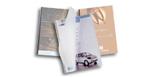 UniBind SteelMat Matte Binding Covers