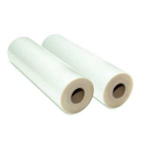 1.5 mil – 27 inch  500 feet  Clear Standard Roll Laminating Film