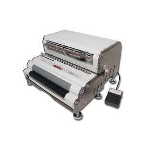 Akiles CoilMac-EPI41+ 4:1 Pitch Oval HoleCoil Binding Machine