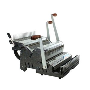 Akiles DuoMac-C31 Plastic Comb and 3:1 Wire Binding Machine-p