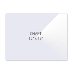5 Mil Chart Size Laminating Pouches