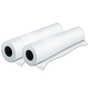 "10 mil - 55"" x 250' Clear DigiKote Roll Laminating Film L"