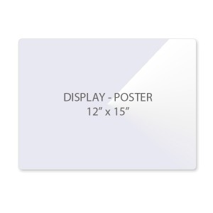 7 Mil Display - Poster Size Laminating Pouches