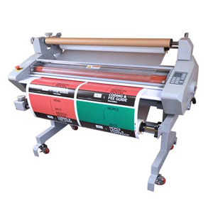 "GMP Excelam 1670 Swing 66"" Hot/Cold Roll Laminator"