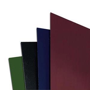 GBC Regency Premium Presentation Covers 8.75 By 11.25 inch Square Corner (15 Point)