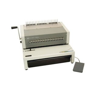 Ibico EPK21 GBC CombBind C800Pro Binding Machine Large