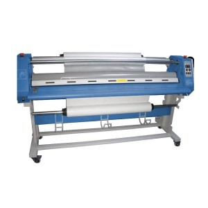 GFP 463TH 63 inch Wide Format Top-Heat Pressure Sensitive Roll Laminator