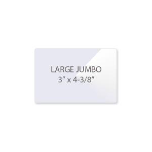 10 Mil Large Jumbo Laminating Pouches