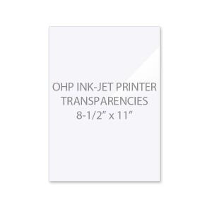 OHP Ink-Jet Printer Transparency Film