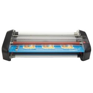 "GBC Pinnacle 27 EZ Load 27"" Heated Roller Roll Laminator"