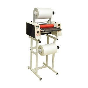 PL1200HP - 12 inch Commerical Roll/Mounting Laminator with Stand