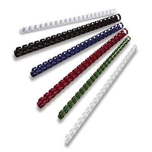Plastic Comb Binding Supplies – 0.43 inch (11mm)