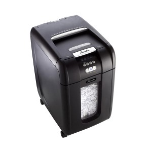 Swingline Stack-and-Shred 250X Hands Free Shredder