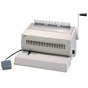 Tamerica 240EPB Electric Punch Comb Binding Machine