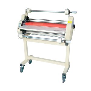 Tamerica VersaLam 2700-P 27 Inch One Sided/Two Sided Roll Laminator w/Stand