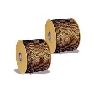 Twin Loop Wire Binding Spools 0.25 inch 3 by 1 Pitch