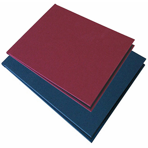 UniBind SteelBook Letter Size Hard Covers - 18mm
