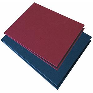 UniBind SteelBook Letter Size Hard Covers - 30mm