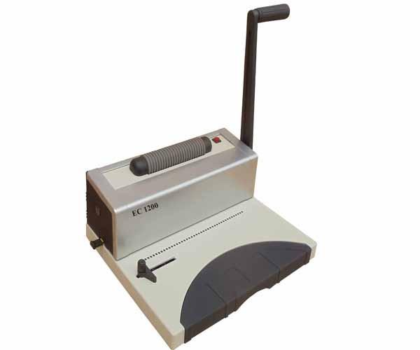 coil binding punch machine