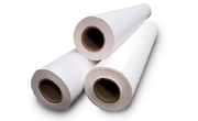 "61"" x 150ft White Double-Sided Mounting Adhesive - Permanent/Permanent (Mounting Adhesive)"
