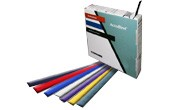 AccuBind Pro Binding Strips - Standard Size E – 1.5625 inch by 11 inch