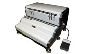 Akiles CoilMac-ECP41 4:1 Pitch Coil Binding Machine
