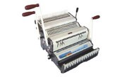 Akiles DuoMac-C51 Plastic Comb and Coil Binding Machine