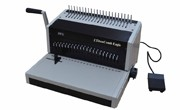 E-TitanComb Eagle Extra Heavy Duty Electric Punch Comb Binding Machine by DFG