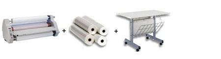 TCC 2700 Roll Laminator Package 2