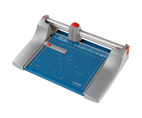 determine paper roll size trim