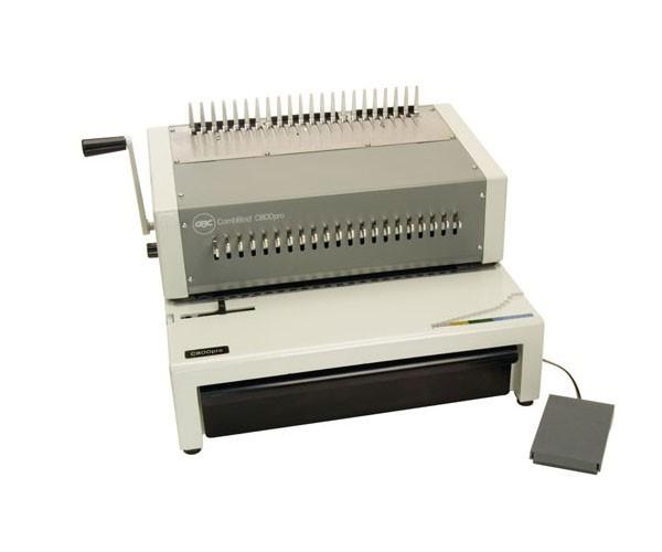 Ibico EPK-21 GBC CombBind C800Pro Electric Punch Binding