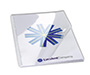 Clear Binding Covers 8.75 By 11.25 inch Rounded Corners Glossy