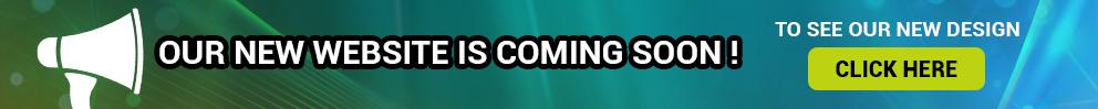 Laminator new website banner