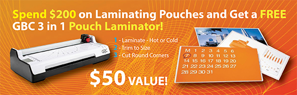 Buy 2 Get 1 Free Promotion on Pouches